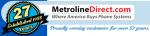 MetrolineDirect Discount Code