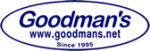 Goodmans.net Discount Code
