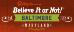 Ripley's Baltimore Discount Code