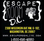 Escape Room Live DC Coupons