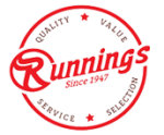 Runnings Coupons