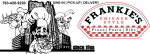 Frankie's Pizza Coupons