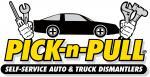 Pick-n-Pull Coupons